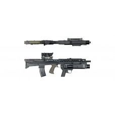 Ares L85A2 + UGL AEG SA80 Rifle - Just Cause Airsoft