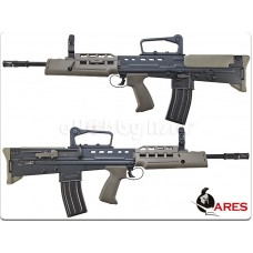 Ares L85A2 AEG SA80 Rifle - Just Cause Airsoft