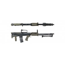 Ares L85 LSW AEG SA80 Rifle - Just Cause Airsoft