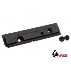 Ares VZ58 Side Scope Mount Plate (Full metal) - Just Cause Airsoft