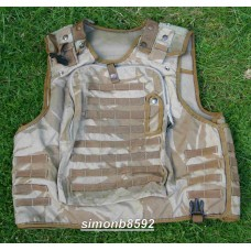 British Army Issue DDPM Mk.2 Osprey Body Armour Grade 1 - Just Cause Airsoft