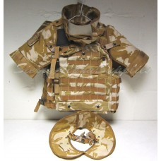 British Army Issue DDPM Mk.3 Osprey Body Armour - Just Cause Airsoft