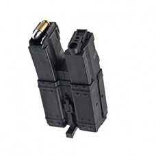 CYMA Double MP5 250rnd Metal Hi Cap Magazine - Just Cause AIrsoft