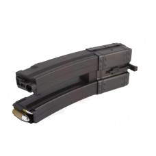 CYMA Double MP5 450rnd Metal Hi Cap Magazine - Just Cause AIrsoft