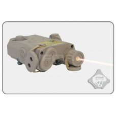 FMA AN PEQ 15 Battery Box With Laser  - Just Cause Airsoft