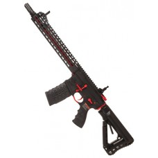 G&G CM16 SRXL (Combat Machine) Red Edition - Just Cause Airsoft