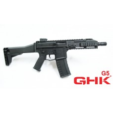 GHK G5 GBBR AIRSOFT RIFLE -Just Cause Airsoft