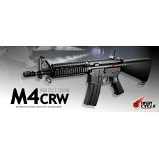 Tokyo Marui M4 CRW (High Cycle) - Just Cause Airsoft