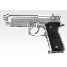 Tokyo Marui M92F Silver Airsoft Pistol - Just Cause Airsoft