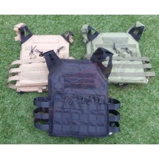 JCA Tactical Jumpable Style Plate Carrier - Just Cause Airsoft
