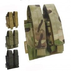 Viper Tactical Double Pistol Mag Pouch - Just Cause Airsoft