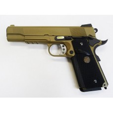 WE 1911 MEU Tan - Just Cause Airsoft