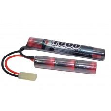 Vapex 8.4V 1600 NiMH Crane stock Mini Battery - Just Cause Airsoft