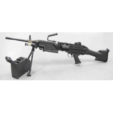 A&K M249 Mk.2 Airsoft AEG Support Rifle - Just Cause Airsoft