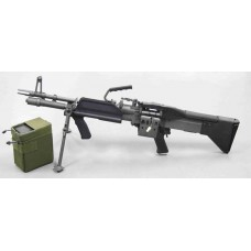 A&K Mk.43 Airsoft AEG Support Rifle - Just Cause Airsoft