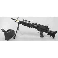 A&K Mk.46 Airsoft AEG Support Rifle - Just Cause Airsoft