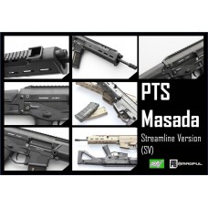 Magpul PTS Masada ACR Streamline Version BLK