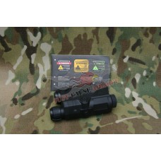 Battleaxe AN / PEQ-15 Style Battery box BLACK