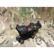 Tactical Acog Red/Green Dot Sight Authentic Markings