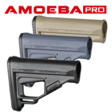 Ares Amoeba Pro Stock AM-ABS003-BK/DE/UG - Just Cause Airsoft