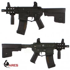 Ares Amoeba M4 AM-007 Airsoft AEG Rifle - Just Cause Airsoft