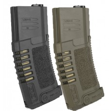 Ares Amoeba 140 rd Mid Cap Magazine Polymer- Just Cause Airsoft