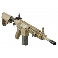 Ares Amoeba SR25 Carbine (EFCC) Airsoft AEG Rifle - Just Cause Airsoft