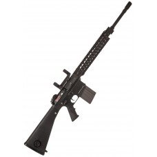 Ares Amoeba SR25 Carbine (EFCC) Airsoft AEG Rifle Full Stock - Just Cause Airsoft