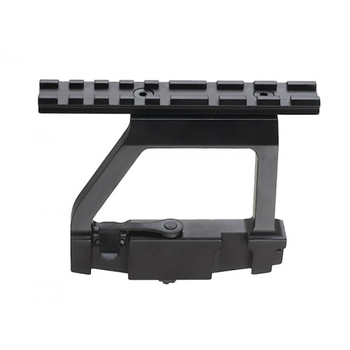 Ares VZ58 Side Scope Mount Rail (Full metal)