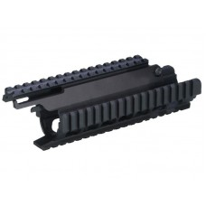 Ares VZ58 Full Metal Tactical Handguard Rail - Just Cause Airsoft