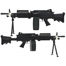 Cybergun FN Herstal Mk.46 Airsoft AEG Support Rifle - Just Cause Airsoft