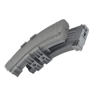 Cyma AK Electric Sound Control Double Magazine 1100 rounds - Just Cause AIrsoft