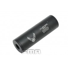 FMA US Air Force Style Mock Suppressor 107mm 14mm CCW/CW - Just Cause Airsoft
