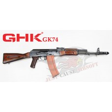 GHK AK74 GBBR - Just Cause Airsoft