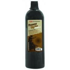 Guarder Black Power Up Gas Bottle For Gas Blowback Pistols & Rifles - 2000ml - Just Cause Airsoft