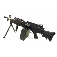 A&K Mk.46 MOD 0 Airsoft AEG Support Rifle - Just Cause Airsoft