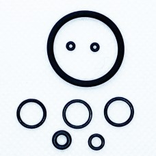 Magazine O-Ring Rebuild Seal Kit For Tokyo Marui Hi Capa & Glock - Just Cause Airsoft
