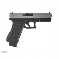 Stark Arms 17 Super Grade Airsoft Pistol Black, Titainium - Just Cause Airsoft