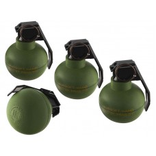 Tag Innovations TAG-67  3.5 Second Timed Grenade x 6 - Just Cause Airsoft