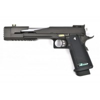 "WE Hi-Capa 7"" Dragon Airsoft GBB Pistol Model A - Just Cause Airsoft"