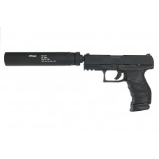 Umarex Walther PPQ M2 Navy CO2 GBBP Airsoft Pistol - Just Cause Airsoft