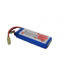 Vapex 9.9V 1000mAh 20C Li-Fe Power Battery Pack- Just Cause Airsoft