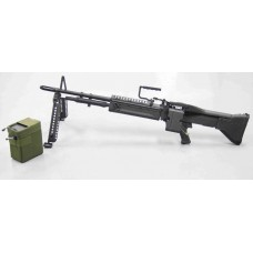 A&K M60 Airsoft AEG Support Rifle - Just Cause Airsoft