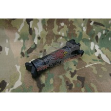Dboys Multifunctional Spring Eject Bipod Grip BLK _ Just Cause Airsoft