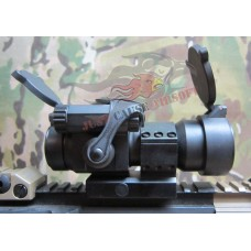 G&P Aimpoint Red Dot Black and Tan
